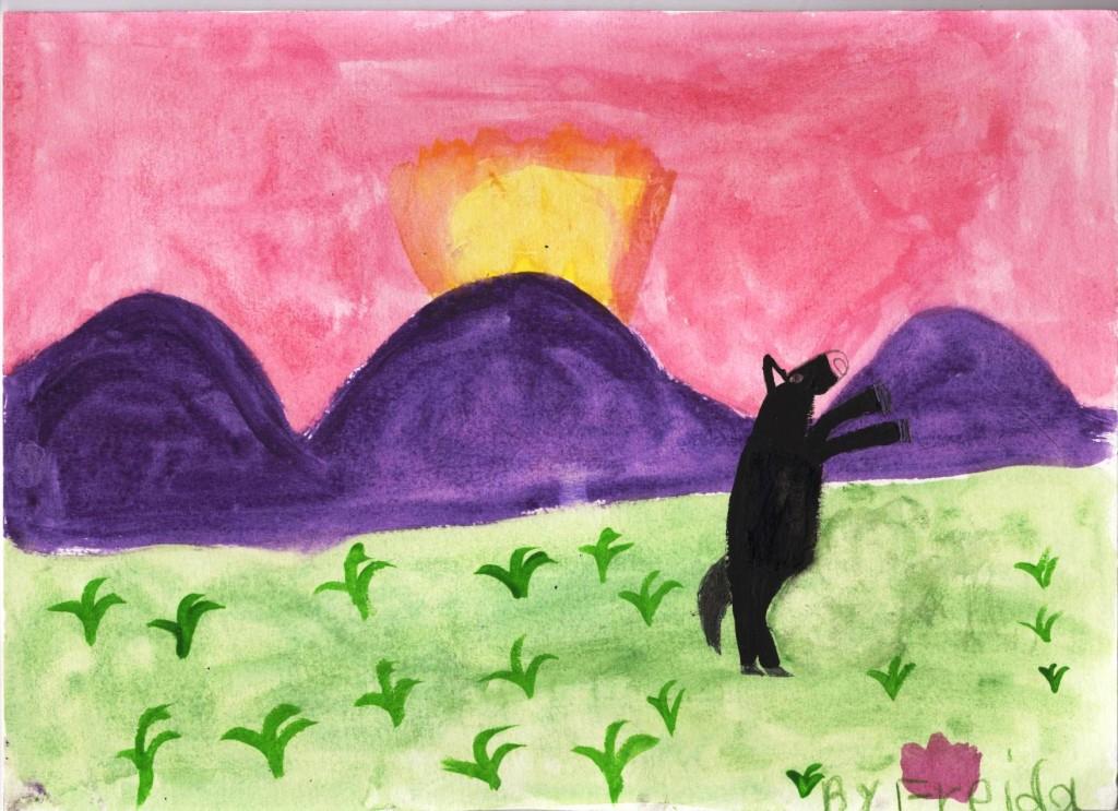 colour 2 of 4 Frida E